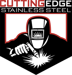 Cutting Edge Stainless Steel Logo