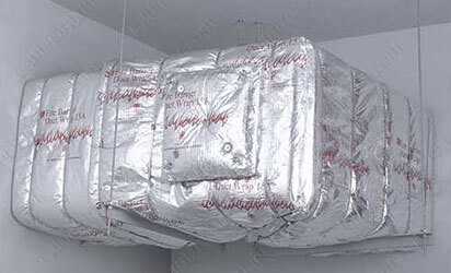Fire Barrier Duct Wrap